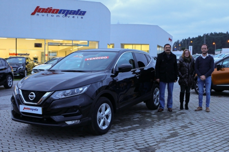 Nissan Qashqai 1.5 dCi Business Edition 115Cv de 2019