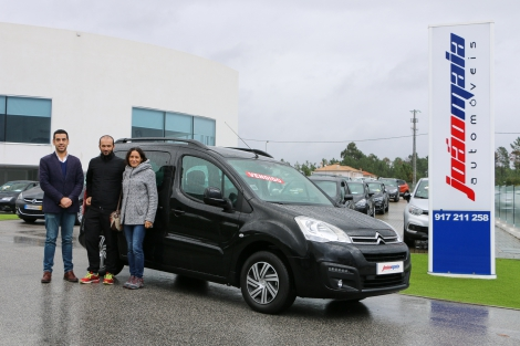 Citroen Berlingo Multispace 1.6 BlueHDi Feel de 2018