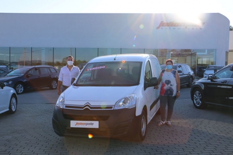 Citroen Berlingo de 2015
