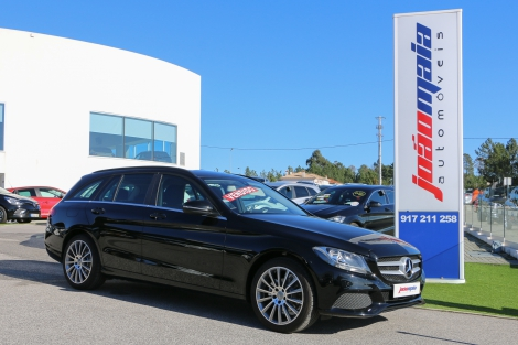 Mercedes-Benz C 200d Station BlueTEC de 2015