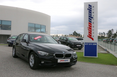 BMW 318i Touring Advantage 136Cv de 2017