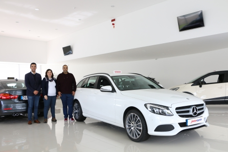 Mercedes-Benz C 220d Station BlueTEC de 2016