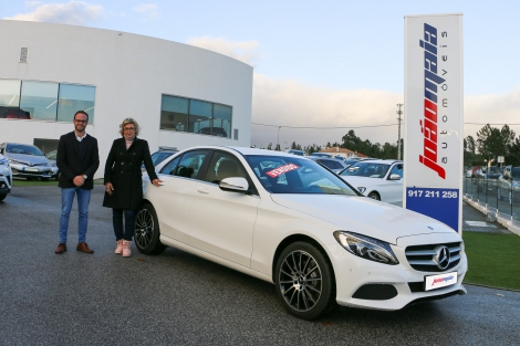 Mercedes-Benz C 220d BlueTEC de 2016