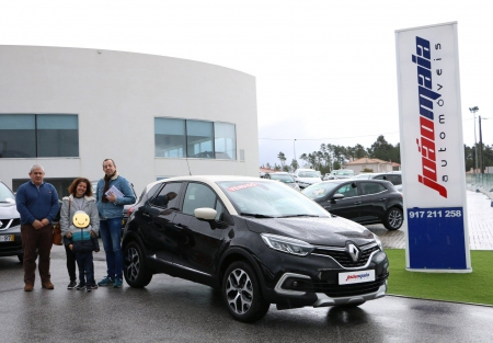 Renault Captur Exclusive 1.5 dCi 110Cv de 2017
