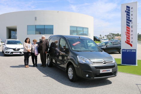 Citroen Berlingo L2 1.6 BlueHDi Confort de 2018