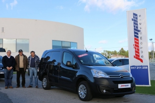Citroen Berlingo 1.6 BlueHdi L2 de 2017