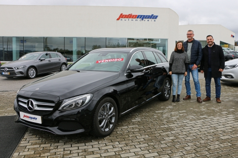 Mercedes-Benz C 180 Station Avantgarde 156Cv Auto de 2018