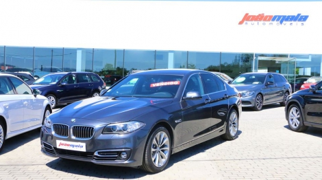 BMW 520d Auto Line Luxury 190Cv