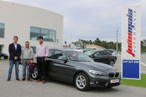 BMW 116d Advantage de 2017