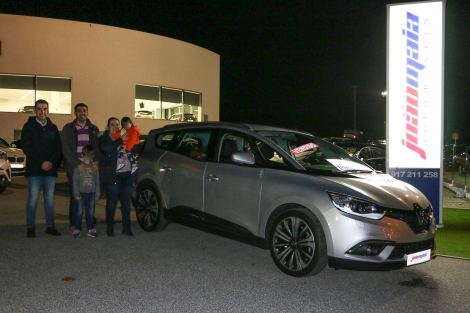 Renault Grand Scénic 1.5 dCi 110Cv Business de 2018