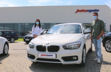BMW 116d Advantage de 2015