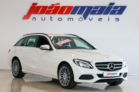Mercedes-Benz C 180d Station BlueTEC de 2016