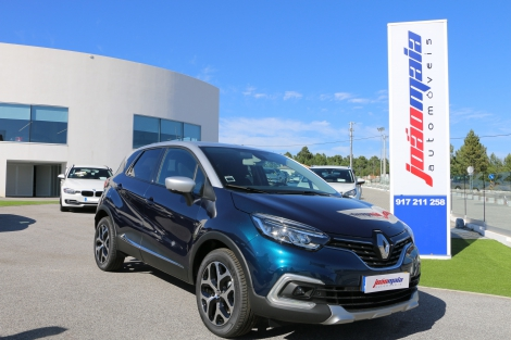 Renault Captur 1.5 Dci Exclusive de 2018