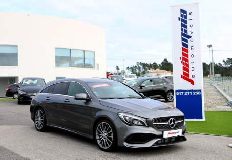 Mercedes-Benz CLA Shooting Brake 180d AMG Line de 2017