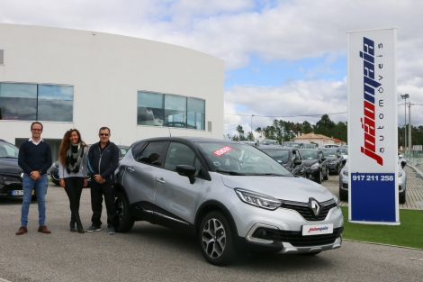Renault Captur Exclusive 1.5 dCi de 2018