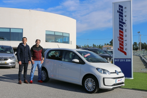 Volkswagen Up 1.0 Bluemotion Move UP de 2017