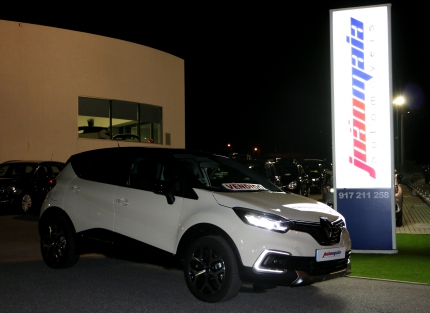 Renault Captur Exclusive 1.5 de 2018