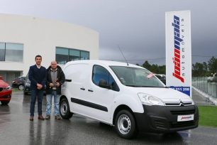 Citroen Berlingo 1.6 BlueHDi de 2017