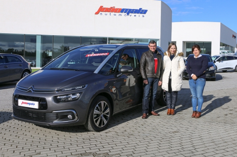 Citroen Grand C4 SpaceTourer 1.2 PureTech 130 Cv Feel de 2019