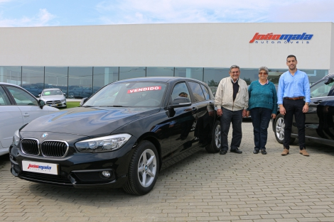 BMW 116d EfficientDynamics Advantage Auto