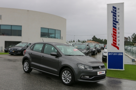 Volkswagen Polo 1.2 TSI Lounge BlueMotion de 2016