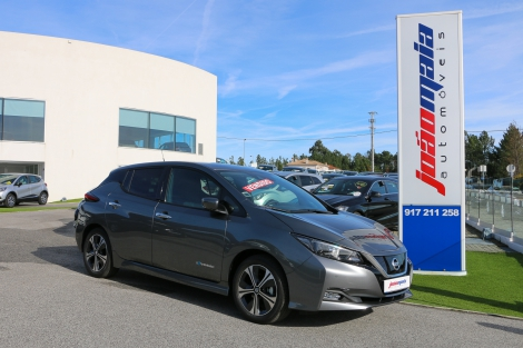 Nissan LEAF N-CONNECTA 40kWh Auto de 2018