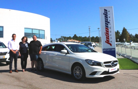 Mercedes-Benz CLA 180d Shooting Brake de 2016