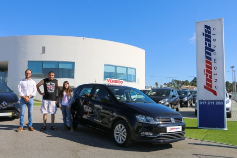 Volkswagen Polo 1.0 Confortline Bluemotion de 2016
